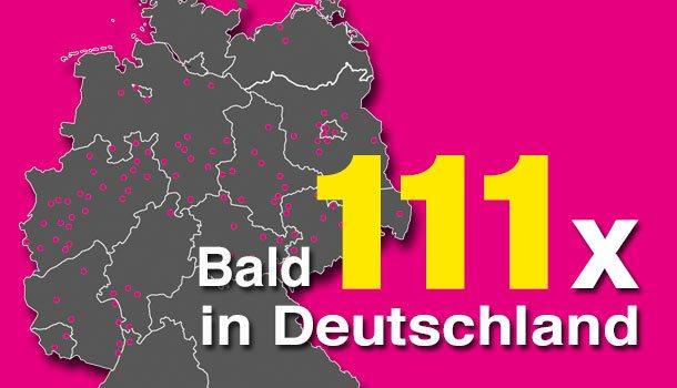 SB-Möbel Boss ist bald 111x mal in Deutschland!