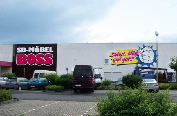 SB Möbel Boss - Ihr Möbelhaus in Frechen | Möbel Boss