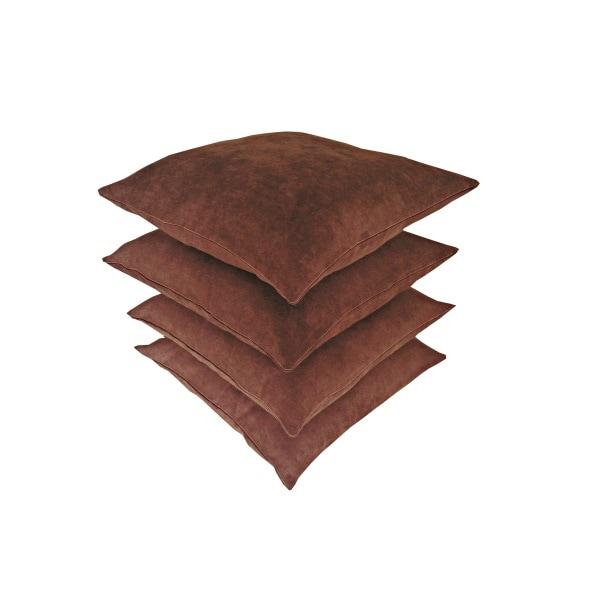 Dekokissen Cadiz Polyester Braun ca. 40 x 40 cm