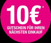 10 Euro Rabatt Newsletter