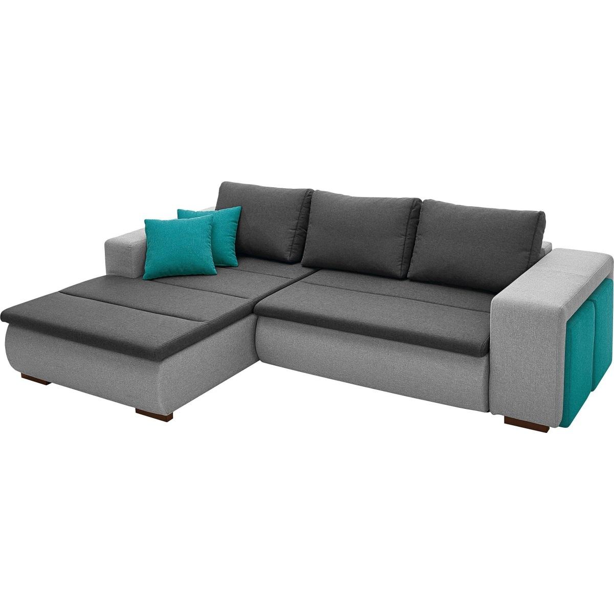 sitzecke grau anthrazit petrol eckgarnituren. Black Bedroom Furniture Sets. Home Design Ideas