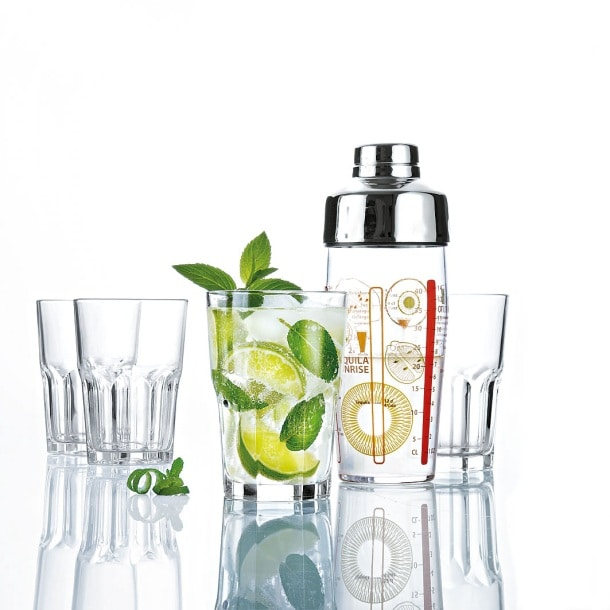 Monin Mojito Cocktail-Set