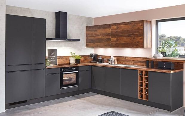 Moderne Küchen für jede Raumgröße bei SB-Möbel BOSS