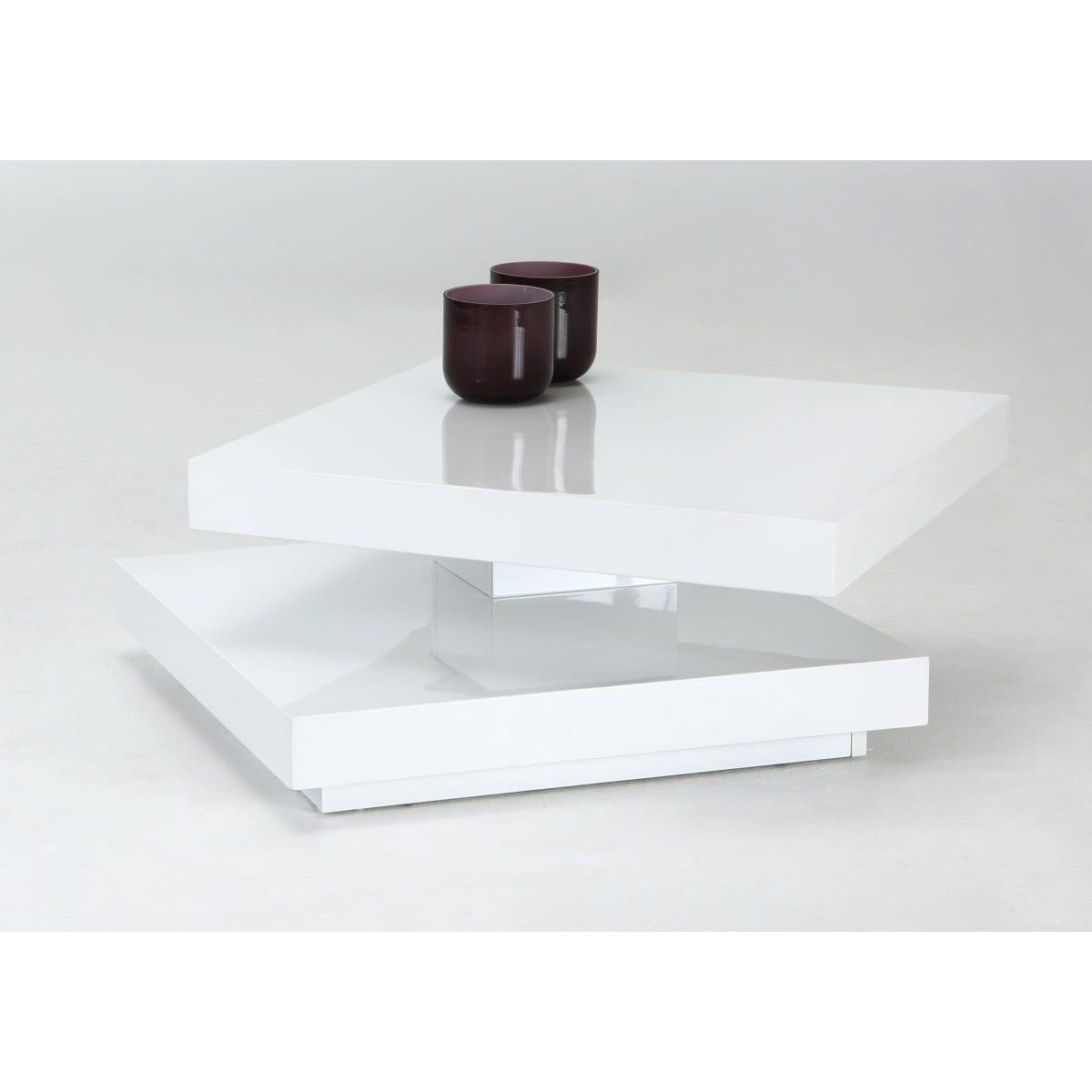 Couchtisch Weiß Hochglanz  Couchtische & Beistelltische