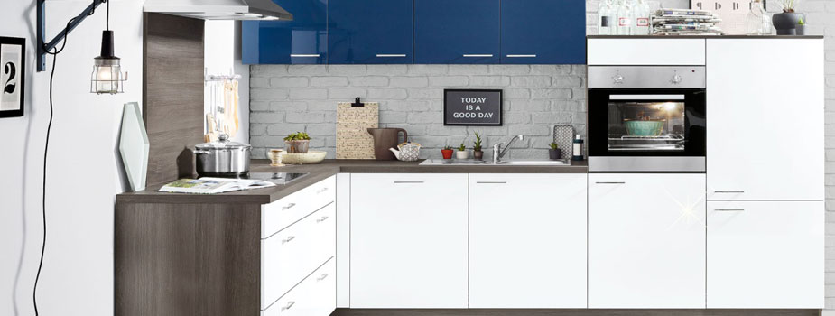 Winkelküchen Mit E Geräten Möbel Boss