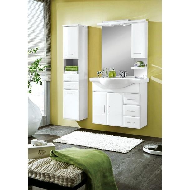 komplettbad wien wei m bel boss null. Black Bedroom Furniture Sets. Home Design Ideas