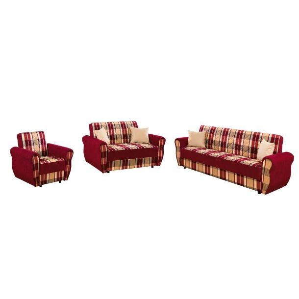 garnitur akasya polstergarnitur polsterm bel wohnen. Black Bedroom Furniture Sets. Home Design Ideas
