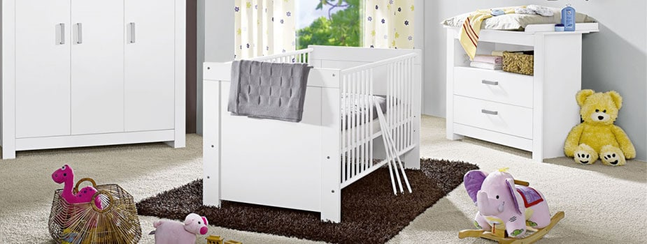 Babybetten Möbel Boss