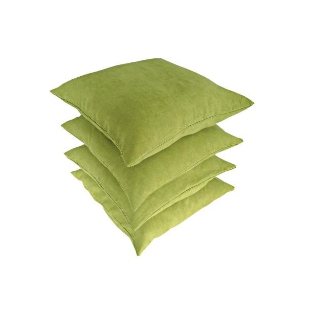 Dekokissen Cadiz Polyester Grün ca. 40 x 40 cm