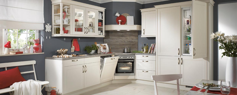 Klassische landhausküchen bei sb möbel boss