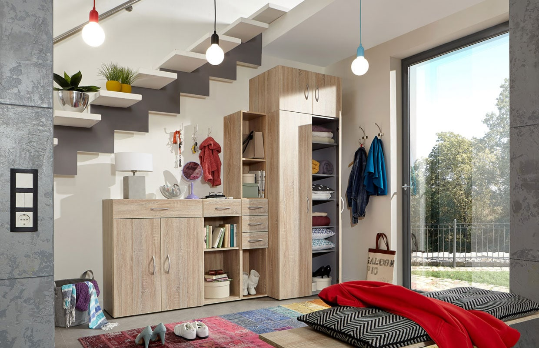 multiraumkonzept das system der 1000 m glichkeiten m bel boss. Black Bedroom Furniture Sets. Home Design Ideas