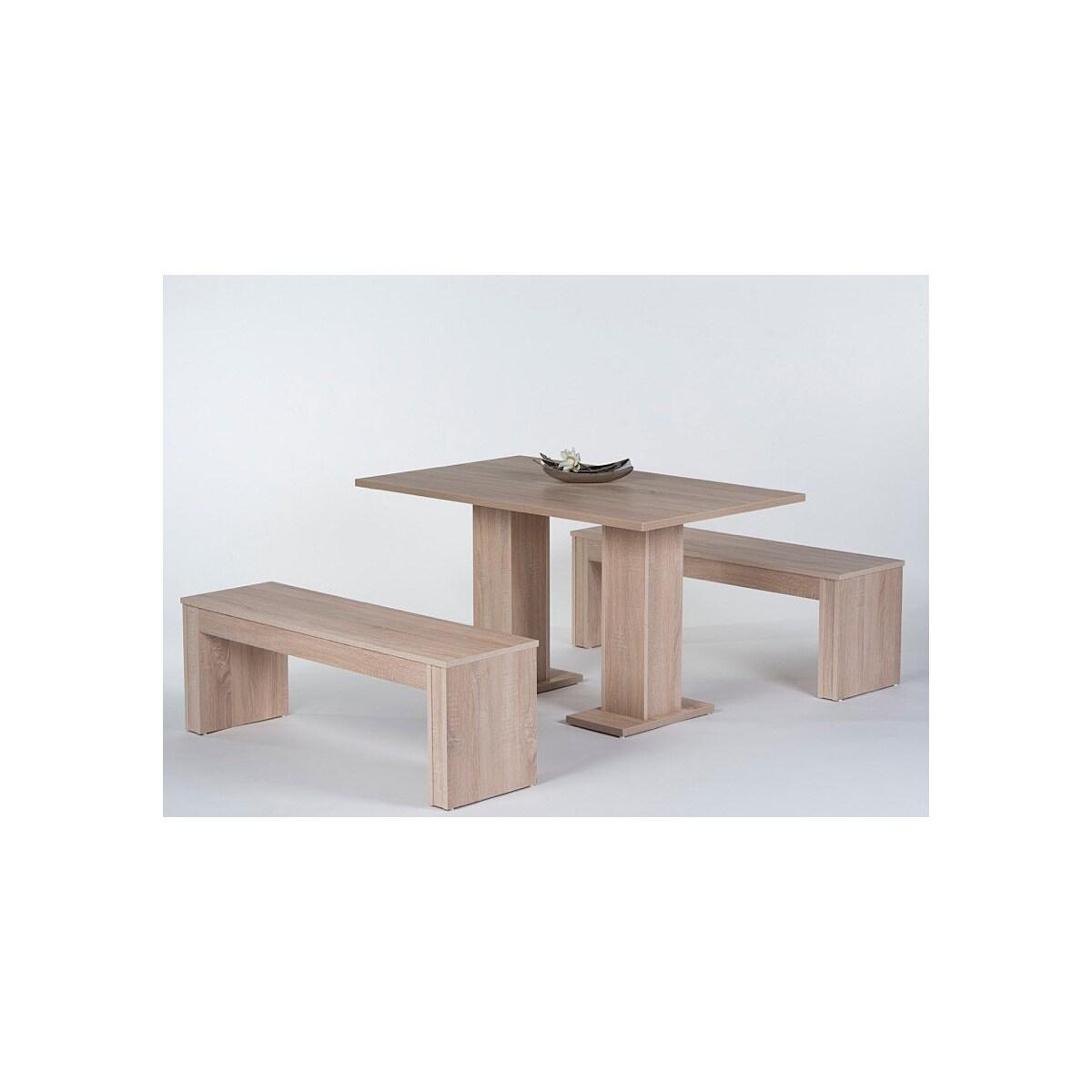 tischgruppe eiche s gerau essgruppen esszimmer wohnen m bel boss. Black Bedroom Furniture Sets. Home Design Ideas