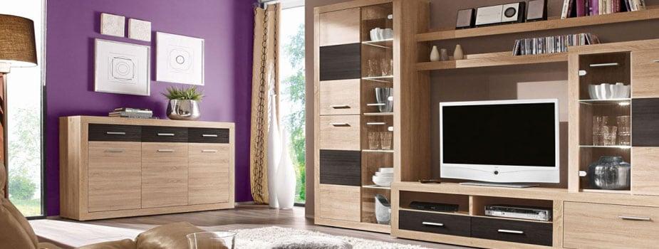 lowboards m bel boss. Black Bedroom Furniture Sets. Home Design Ideas
