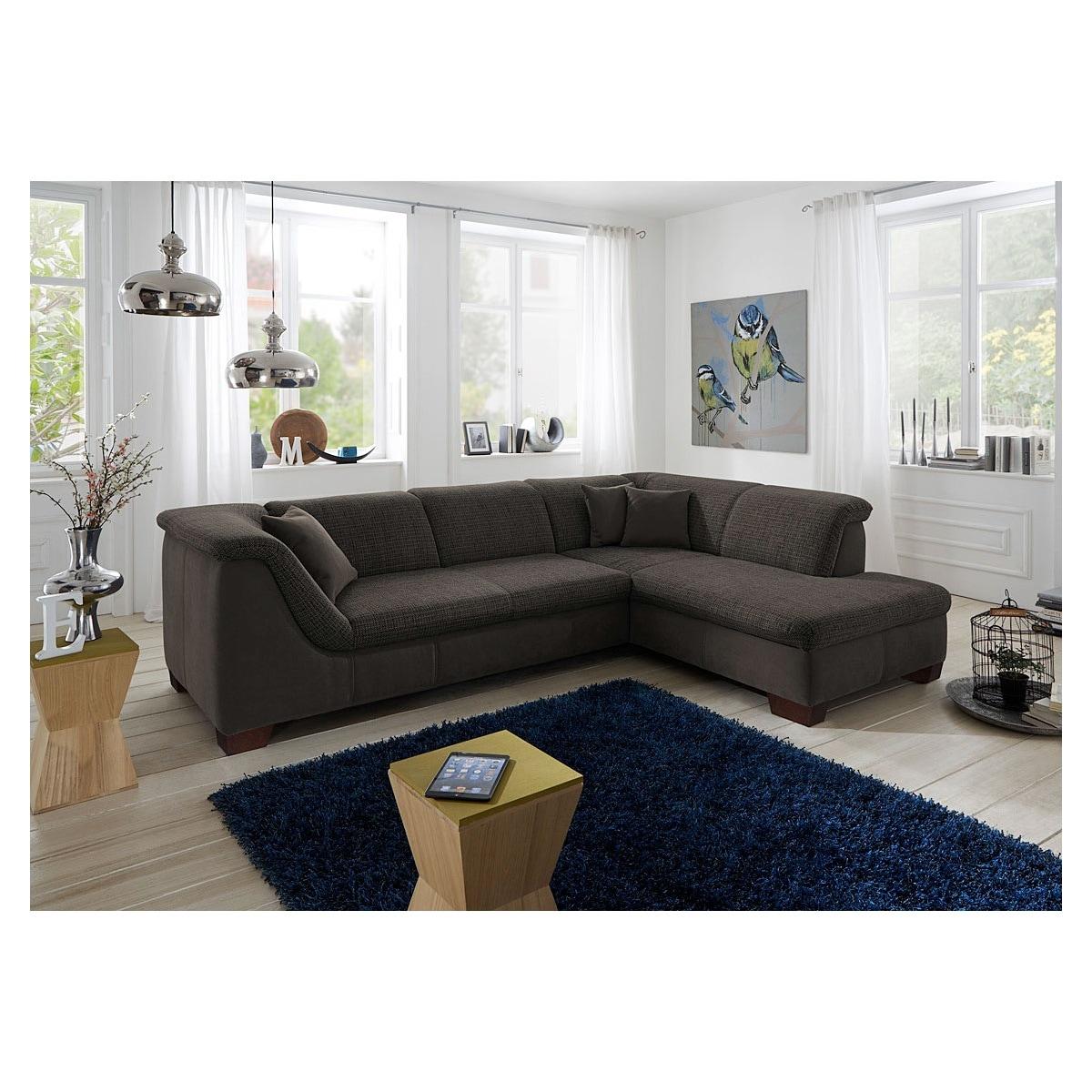 sitzecke melody braun polsterm bel wohnen m bel boss. Black Bedroom Furniture Sets. Home Design Ideas