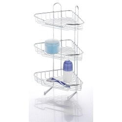 Eckregal Escala verchromt