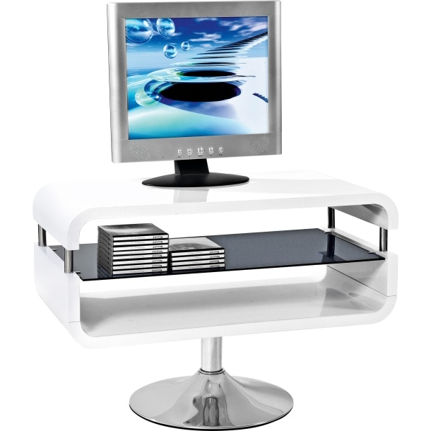 Tv schrank weiß hochglanz  TV-Rack Weiß Hochglanz | TV- & Mediamöbel | Wohnen | Möbel Boss