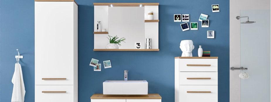 badezimmerspiegel g nstig online kaufen m bel boss. Black Bedroom Furniture Sets. Home Design Ideas
