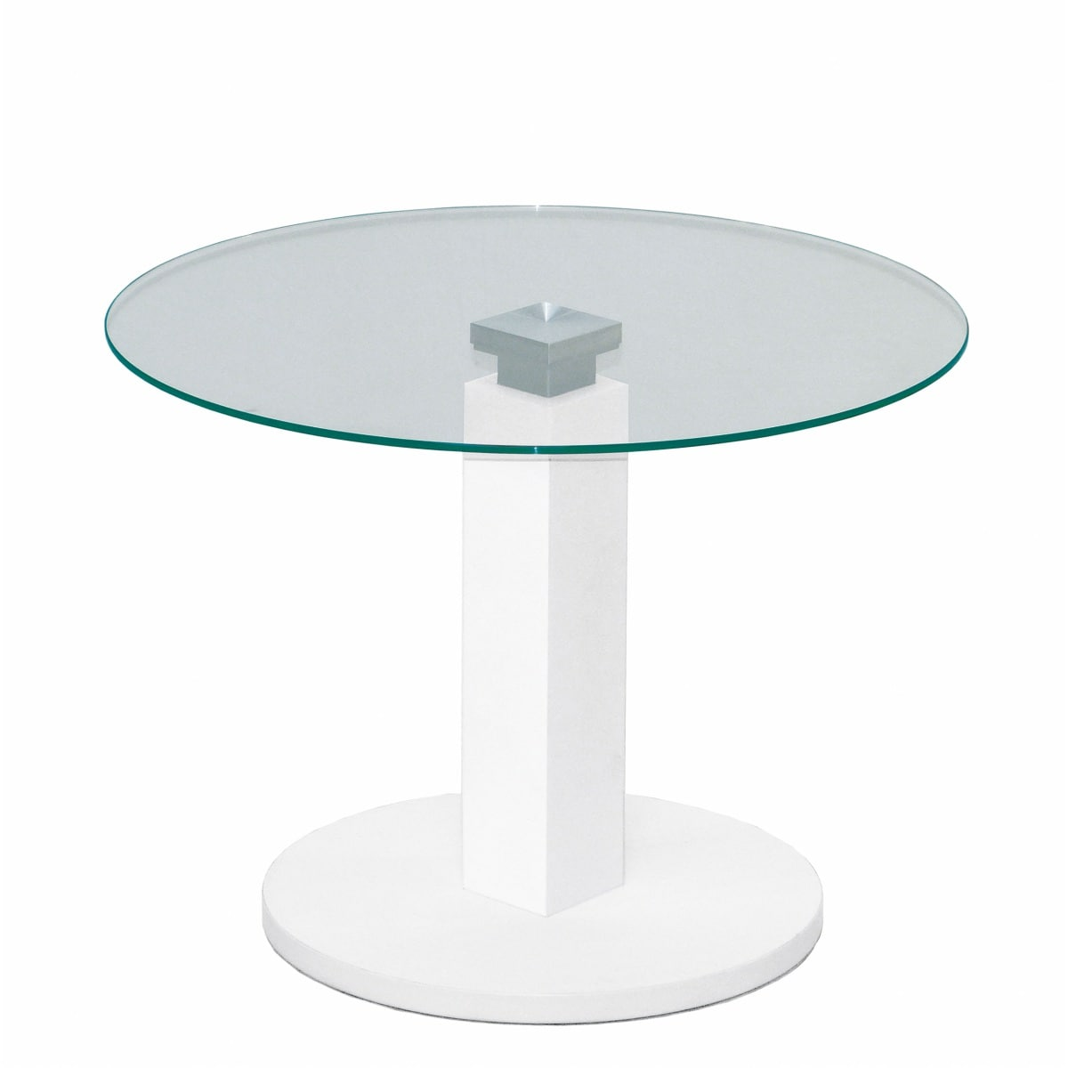 Couchtisch Glas weiß  Couchtische & Beistelltische