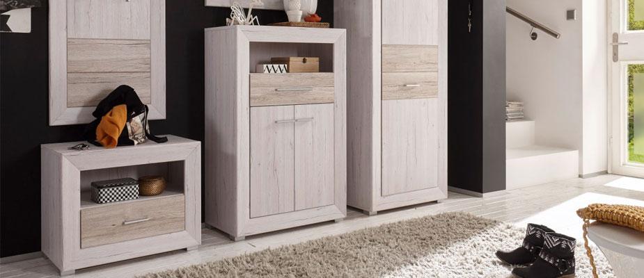 Garderobenbänke | Möbel Boss