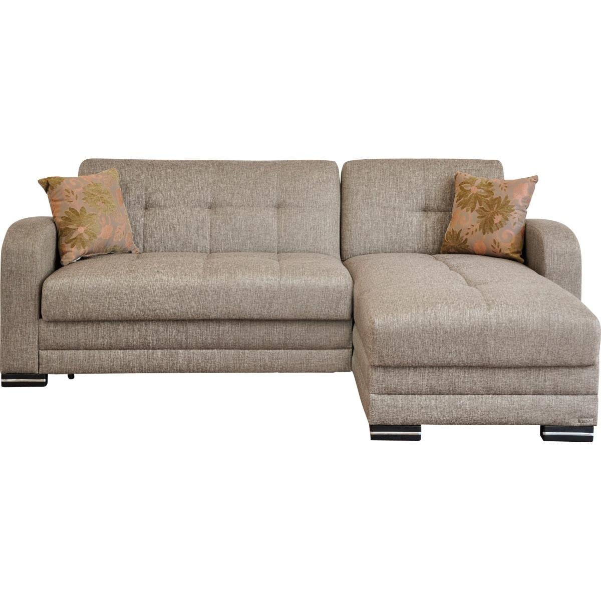 polsterecke braun eckgarnituren polsterm bel wohnen. Black Bedroom Furniture Sets. Home Design Ideas