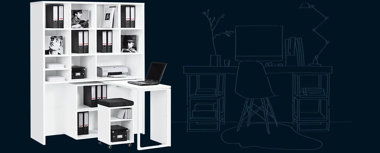 Preisalarm im Arbeitszimmer | Möbel Boss