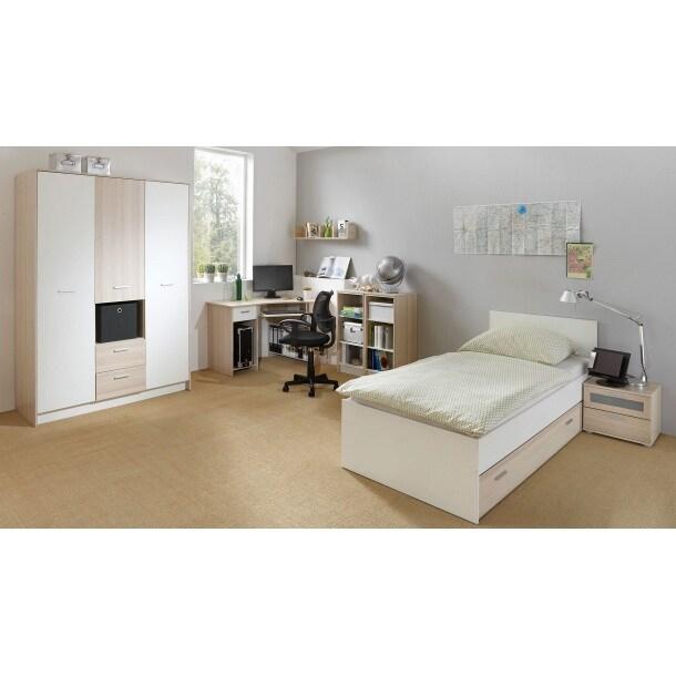 kleiderschrank esche wei kleiderschr nke schlafen m bel boss. Black Bedroom Furniture Sets. Home Design Ideas