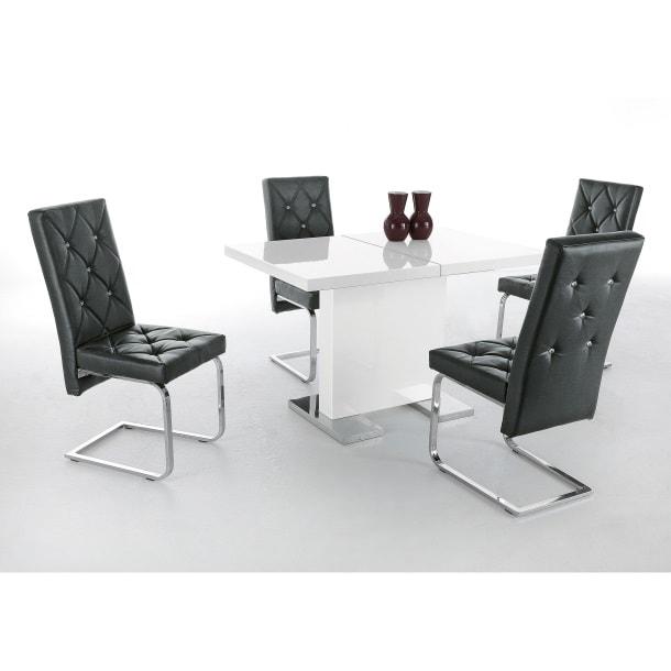 esstisch wei 160 best niehoff esstisch dekor san remo. Black Bedroom Furniture Sets. Home Design Ideas