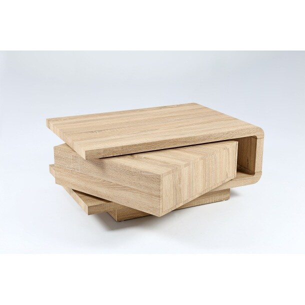 couchtisch eiche s gerau ca 90x36 5x60 cm m bel boss. Black Bedroom Furniture Sets. Home Design Ideas