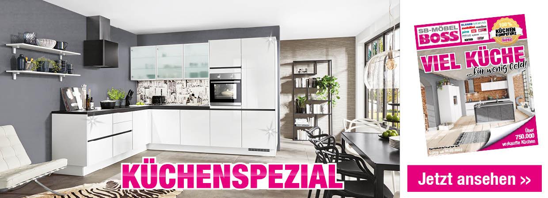Küchen günstig kaufen & online planen   Möbel Boss