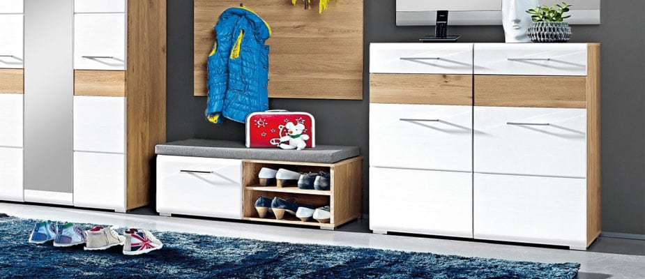 Schuhschrank Garderobenbank Online Kaufen Möbel Boss