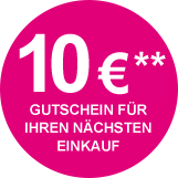 Newsletter 10€ Möbel BOSS