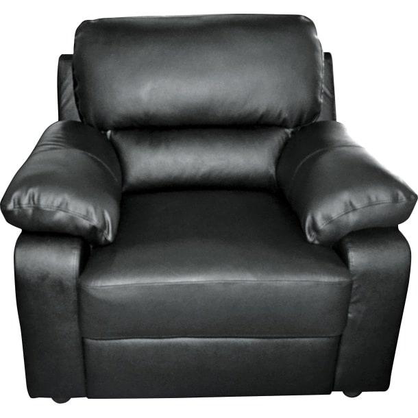 sitzgruppe leder schwarz polstergarnitur polsterm bel. Black Bedroom Furniture Sets. Home Design Ideas