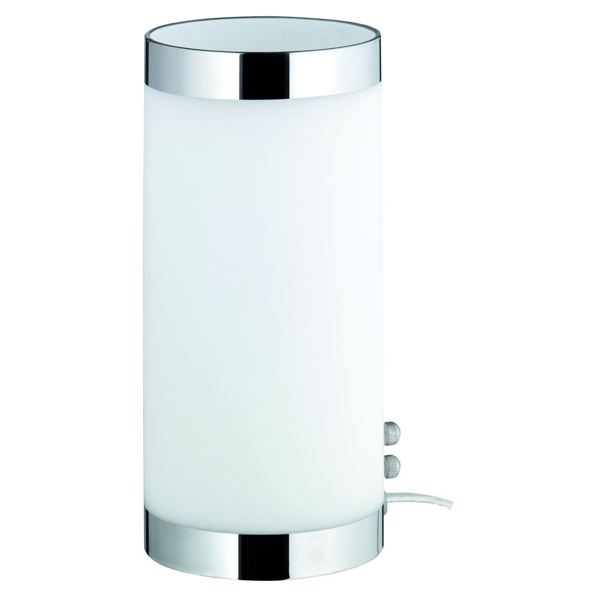 tischleuchte opalglas wei tischlampen lampen dekoration m bel boss. Black Bedroom Furniture Sets. Home Design Ideas